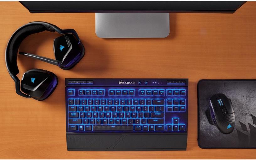 Corsair K63 Compact Mechanical Gaming Keyboard EU Blue LED CH-9145030-EU