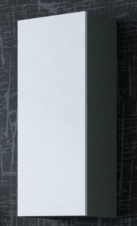 Cama Meble Vigo 90 Full Cabinet Grey/White Gloss