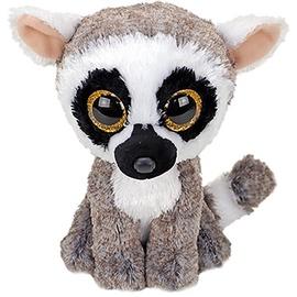 Mīkstā rotaļlieta TY Lemur, 24 cm