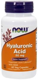 Now Foods Hyaluronic Acid + MSM 60 Caps