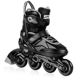 Ролики Spokey SPEED PRO In-Line, черный, 37-40