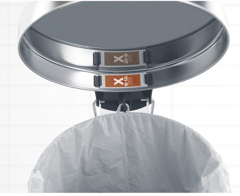 Мешки для мусора Brabantia PerfectFit, 10-12 л, 40 мешков (код X), White