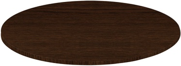 Home4you Table Top Topalit 70cm Brown