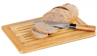 Kesper Bamboo Cutting Board For Bread 42x28x2cm