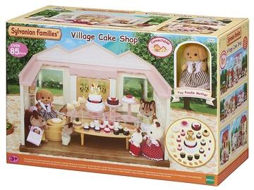 Rotaļlietu figūriņa Epoch Sylvanian Families Village Cake Shop 5263
