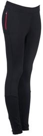 Bars Womens Running Trousers Black 72 M