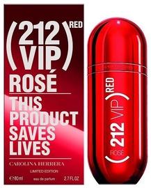 Carolina Herrera 212 Red VIP Rose Limited Edition 80ml EDP