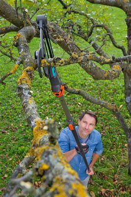 Gardena Combisystem Bypass Branch Pruner