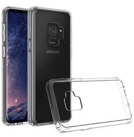 Devia Shockproof Back Case For Samsung Galaxy S9 Plus Transparent