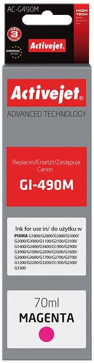 ActiveJet Cartridge AC-G490M Magenta