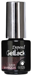 Depend GelLack Dark Maroon 5ml