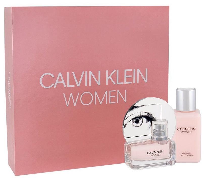 Calvin Klein WOMEN 30ml EDP + 100ml Body Lotion