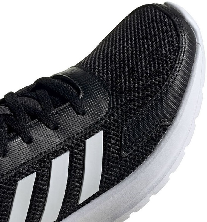 Sporta apavi Adidas Kids Tensor Run Shoes EG4128 Black 38 2/3
