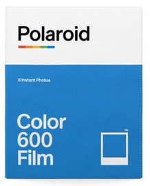 Polaroid 600 Color New Film 8 Sheets