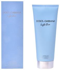 Гель для душа Dolce & Gabbana Light Blue Pour Femme Energy Body, 200 мл