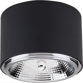 TK Lighting Moris 3366 Ceiling Lamp 7W GU10 Black