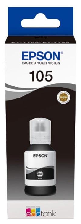 Epson 105 EcoTank Ink Bottle Black
