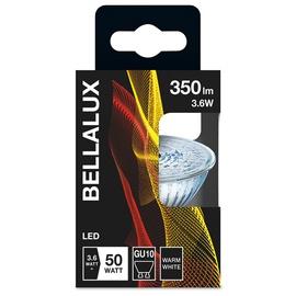 Bellalux PAR16, 3.6W, GU10, 2700K, 350lm