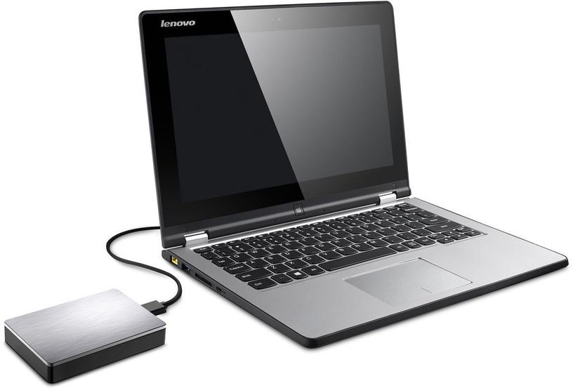 """Seagate 2.5"""" Backup Plus Portable USB 3.0 5TB Silver"""