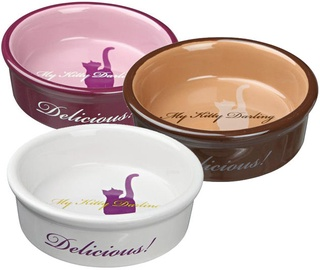Trixie My Katty Darling Ceramic Bowls