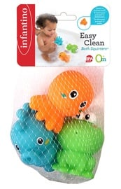 Infantino Easy Clean Bath Squirters 3pcs