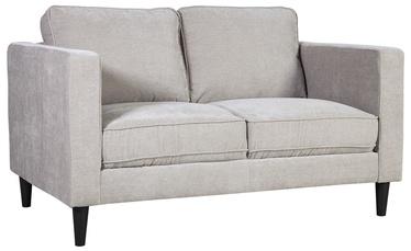 Dīvāns Home4you Spencer-2 21632 Light Gray, 140 x 82 x 84 cm