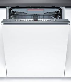Iebūvējamā trauku mazgājamā mašīna Bosch Serie 4 SMV46LX50E Inox