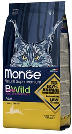 Monge BWild Adult With Wild Hare 1.5kg