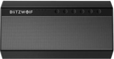 Bezvadu skaļrunis BlitzWolf BW-AS2, melna, 40 W