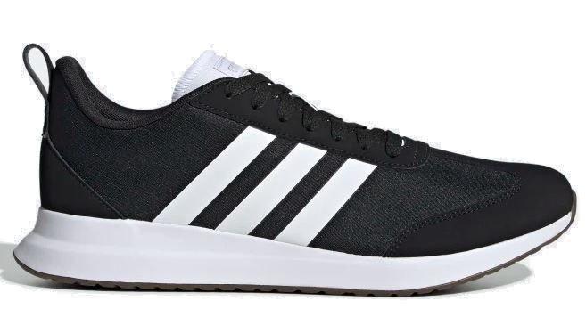 Adidas Run60s Shoes EG8690 Core Black/Cloud White 43 1/3