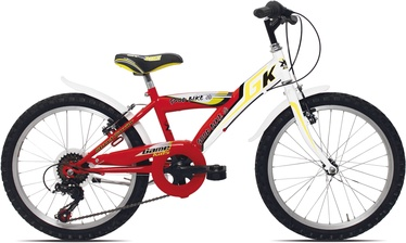 "Good Bike Street Warrior 20"" Red White 20"