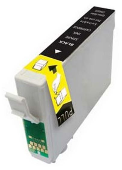 TFO Ink Cartridge For Epson 18ml Black