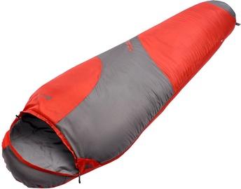 Guļammaiss Meteor Trail, sarkana/pelēka, 190 cm