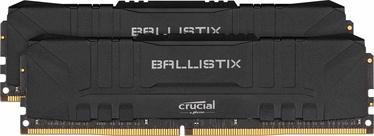 Crucial Ballistix Black 16GB 3200MHz CL16 DDR4 KIT OF 2 BL2K8G32C16U4B