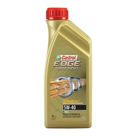 Castrol Edge Titanium Turbo Diesel 5W/40 Engine Oil 1l