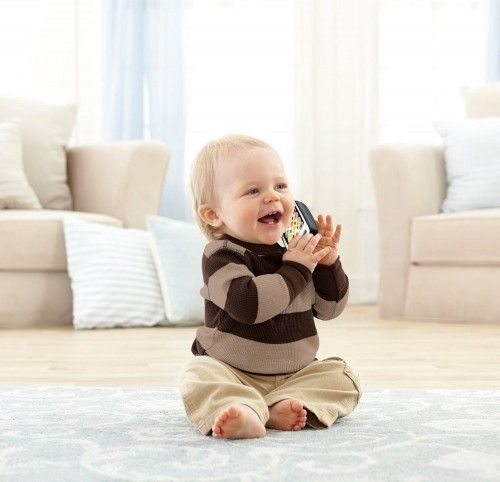 Interaktīva rotaļlieta Fisher Price Laugh & Learn Smart Phone DLM32, LV