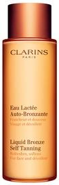 Clarins Bonze Self Tanning For Face & Decollete 125ml