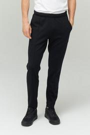 Audimas Merino Wool Blend Sweatpants Black 176/M
