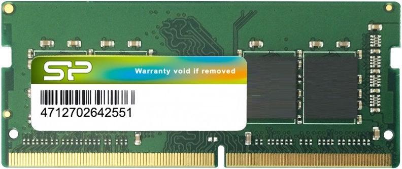 Silicon Power 4GB 2133MHz CL15 DDR4 SODIMM SP004GBSFU213N02
