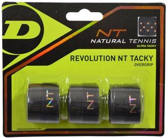 Dunlop Revolution NT Tacky Overgrip Black 3pcs
