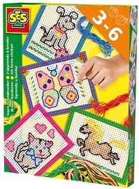 SES Creative I Learn To Embroider 14838