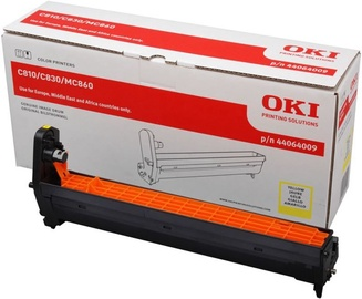 Oki Toner Cartridge Yellow