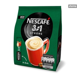 Nescafe Strong 3in1 10x17g