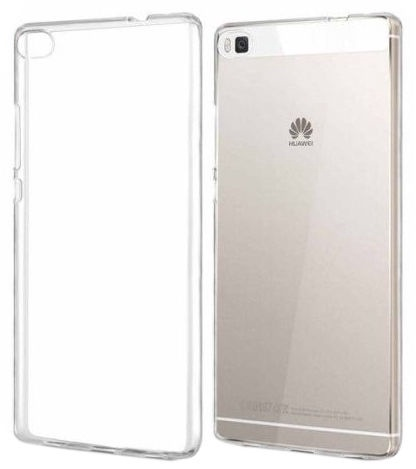 Mocco Ultra Back Case For Huawei P10 Transparent