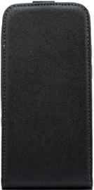 Telone Shine Vertical Book Case For Samsung Galaxy A3 A320 Black