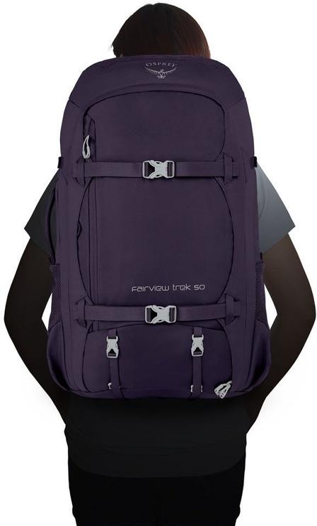 Osprey Fairview Trek 50 Amulet Purple