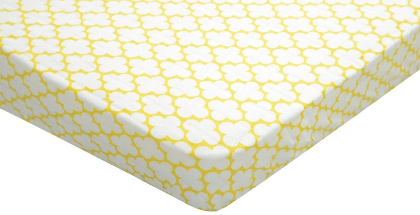 Lodger Slumber Sheet With Rubber Gold