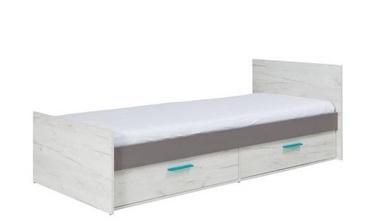 Bērnu gulta Maridex Rest, 204x90 cm