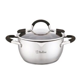 Bollire Trento Stainless Steel Pot 18cm