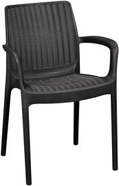 Dārza krēsls Keter 206056 Dark Grey